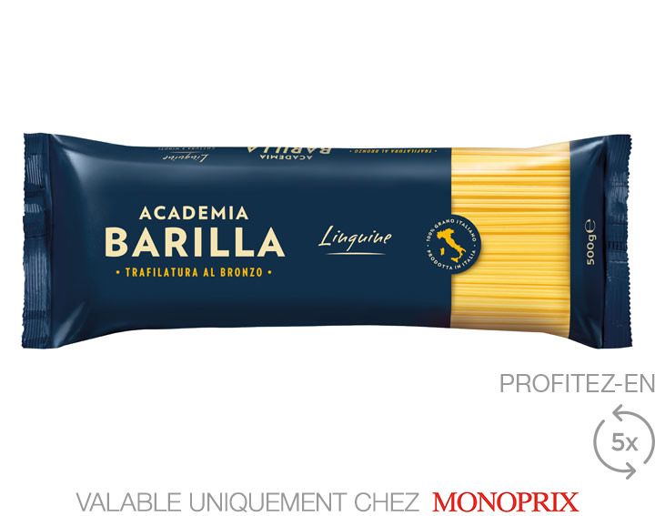 Academia Barilla Linguine 500g