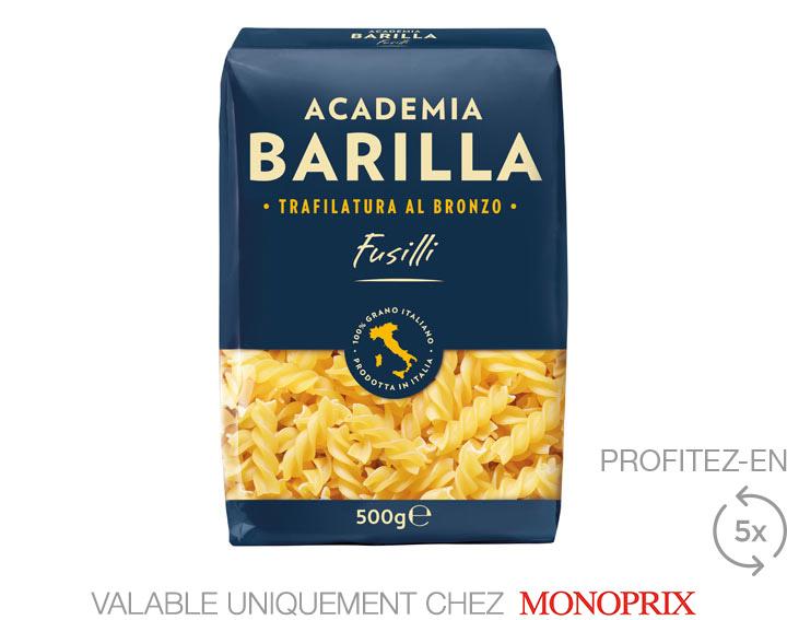 Academia Barilla Fusilli 500g