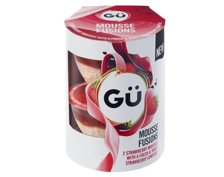 Strawberry & Balsamic 2x70g pack