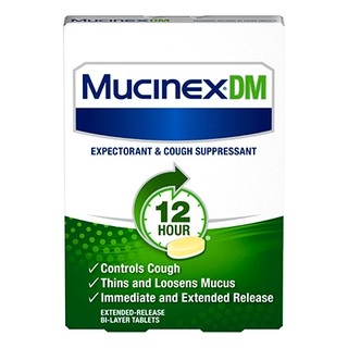 Mucinex® DM