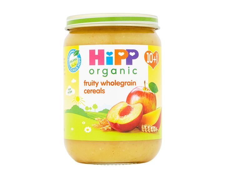 fruity wholegrain cereals 10m+ 190g