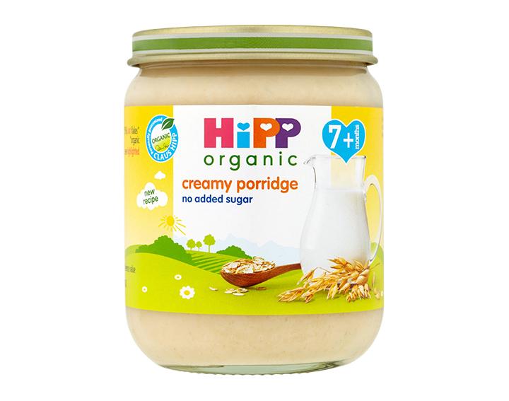 creamy porridge 7m+ 160g