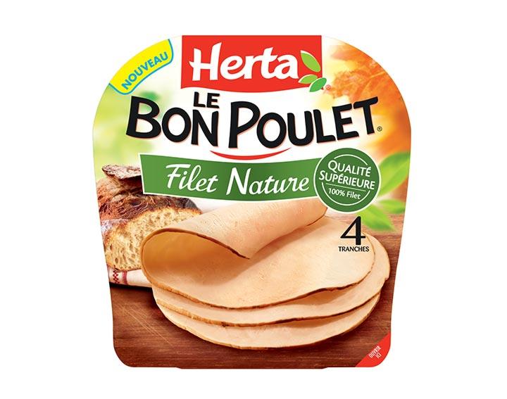 Le Bon Poulet Filet Nature