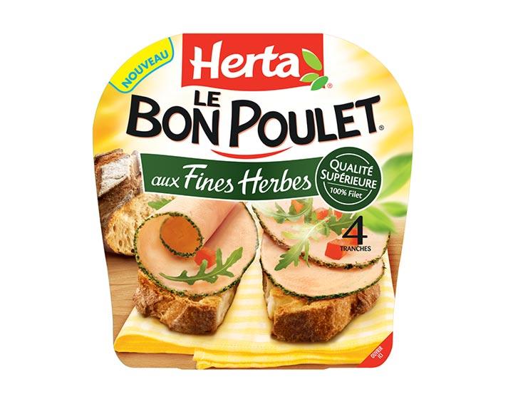Le Bon Poulet aux Fines Herbes