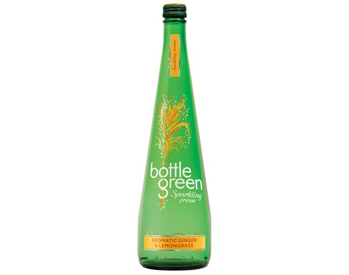 Ginger & Lemongrass Sparkling 750ml bottle