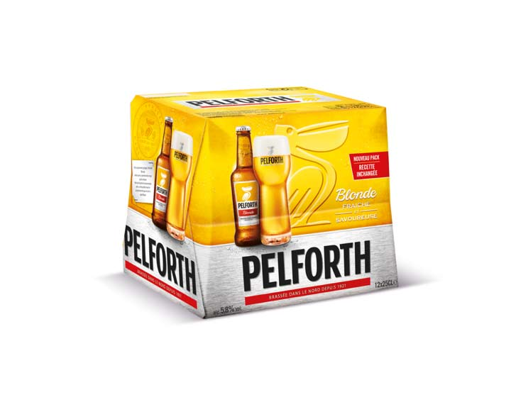 Pelforth Blonde 12x25cl