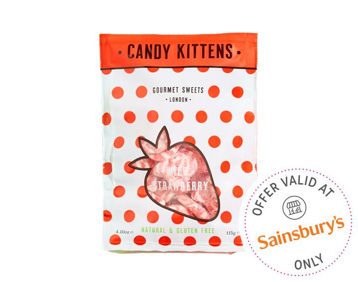 Wild Strawberry 115g pack