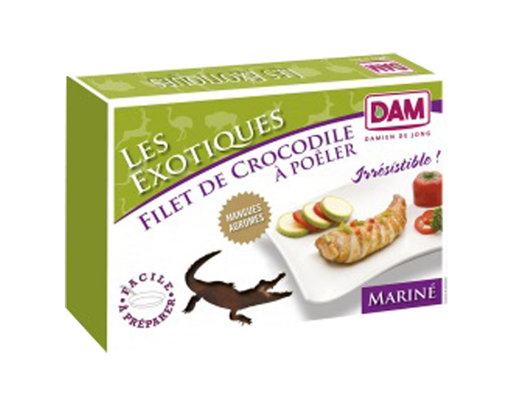 Filet de Crocodile