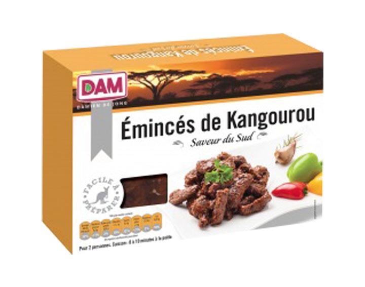 Émincés de Kangourou