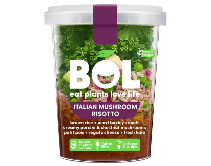 Italian Mushroom Risotto 345g