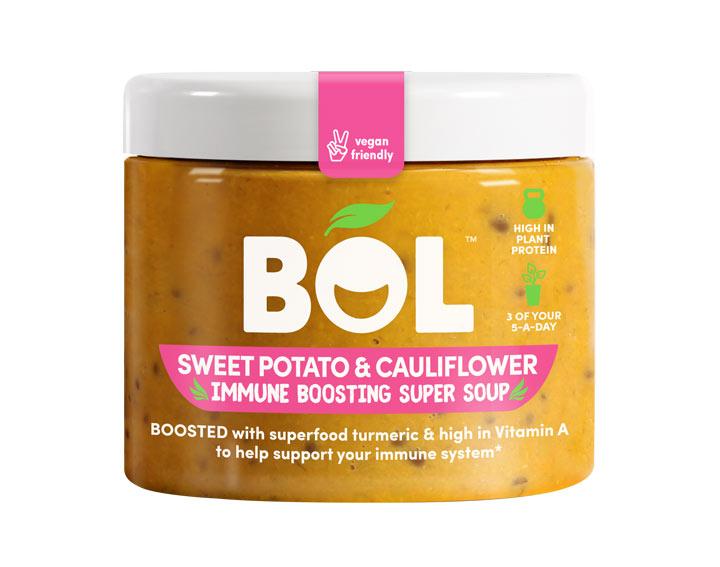 Sweet Potato & Cauliflower 500g