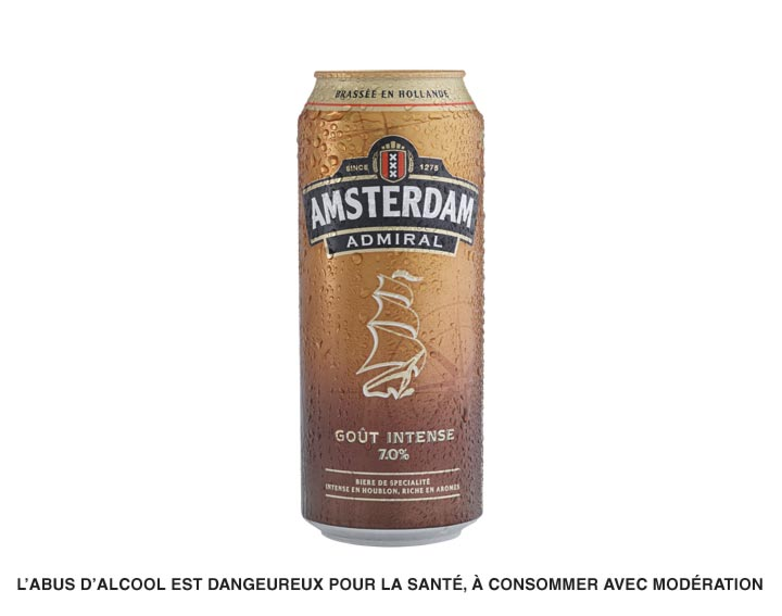 Amsterdam Admiral - Boîte 50cl