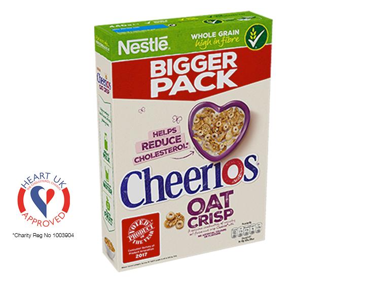 Oat Crisp 440g box