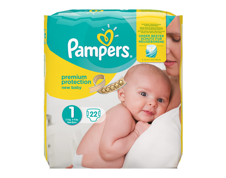 Premium Protection New Baby T1 (2-5 kg)