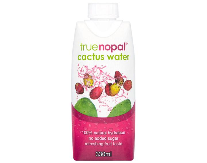 True Nopal Cactus Water 330ml