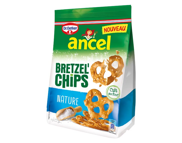 Bretzel'Chips Nature
