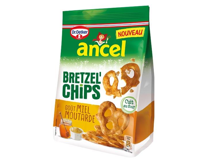 Bretzel'Chips Miel & Moutarde
