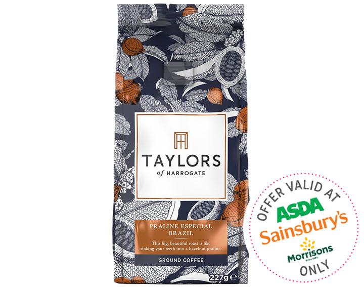 Praline Especial Brazil Ground Coffee 227g