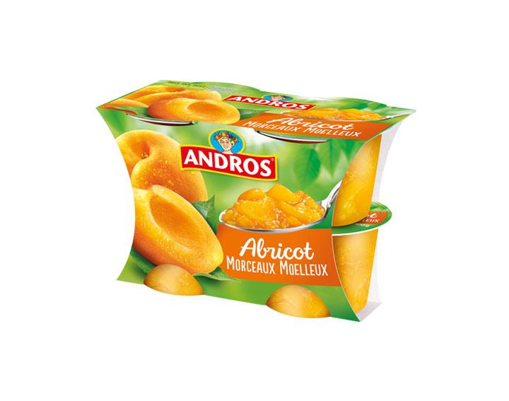 Abricot aux Morceaux Moelleux