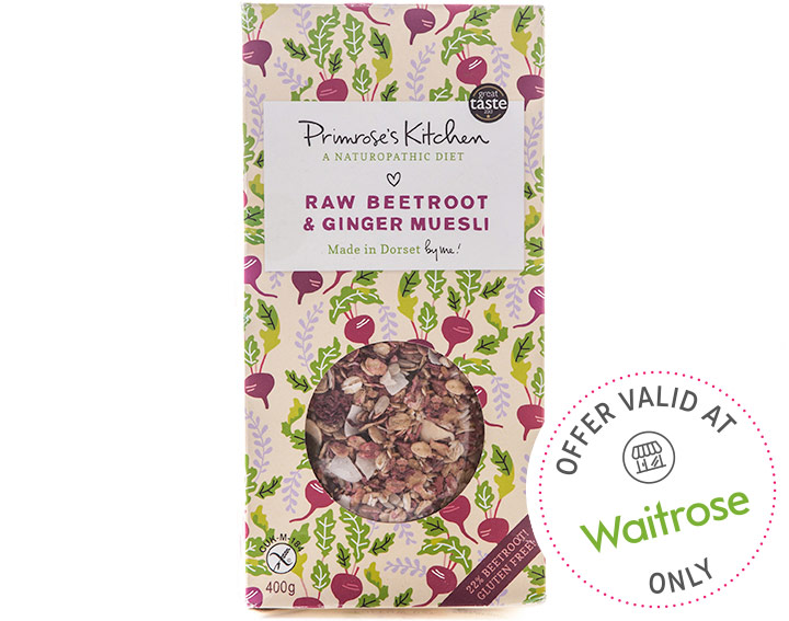 Raw Beetroot and Ginger 400g
