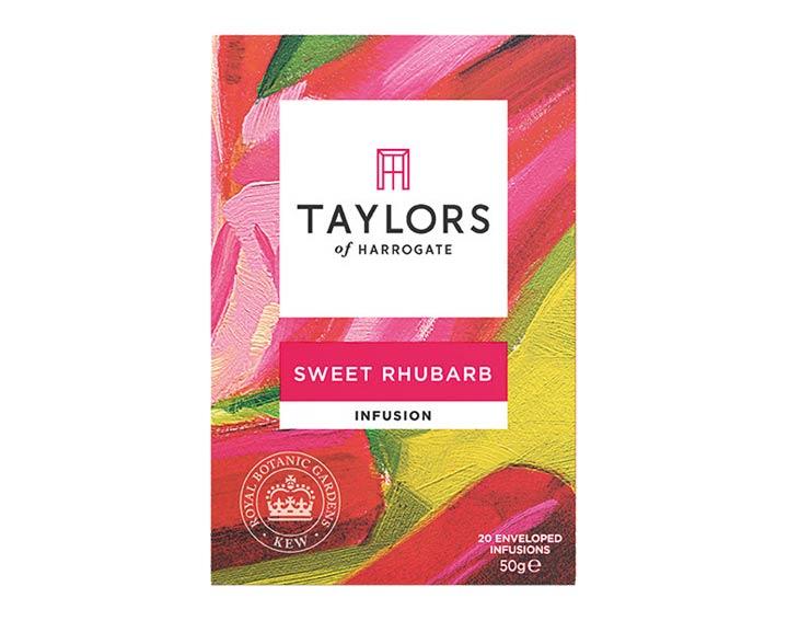 Sweet Rhubarb 50g