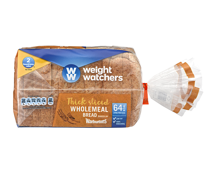 Thick Wholemeal Bread 400g