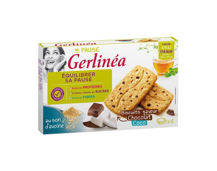 Biscuits saveur Chocolat Coco