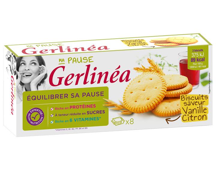 Biscuits saveur Vanille Citron