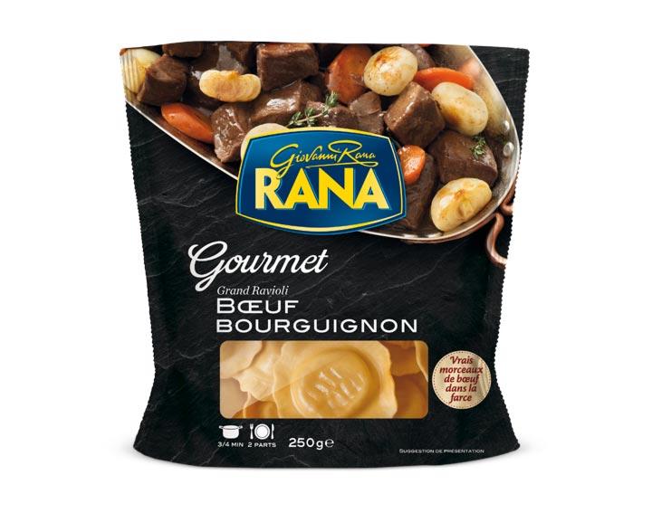 Grand Ravioli Bœuf Bourguignon