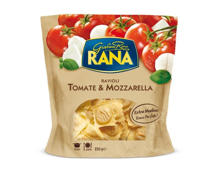 Ravioli Tomate & Mozzarella