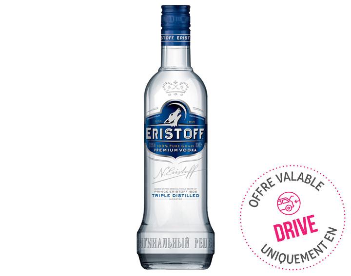 Eristoff Brut 37,5° 70cl