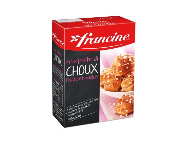 Ma Pâte à Choux - Francine