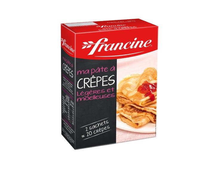 Ma Pâte à Crêpes - Francine