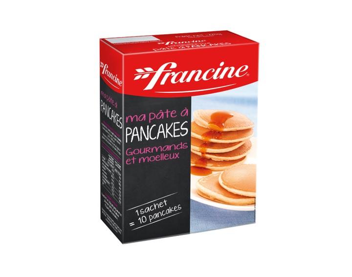 Ma Pâte à Pancakes - Francine