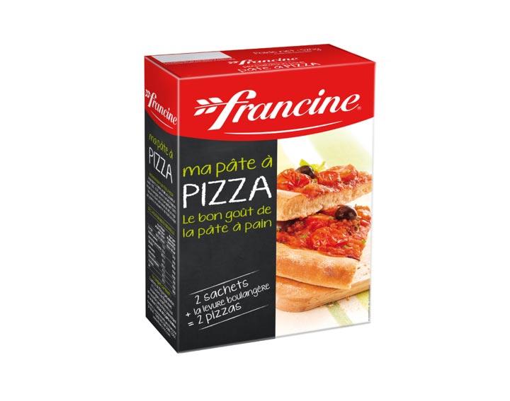 Ma Pâte à Pizza - Francine