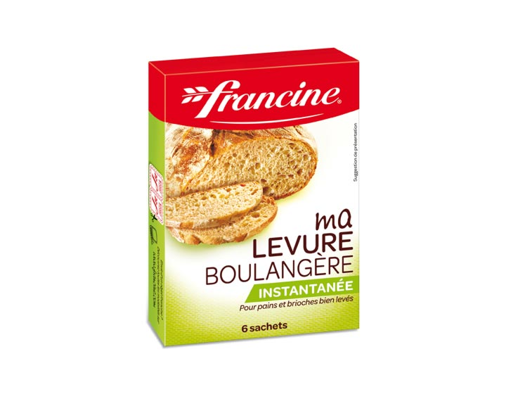 Ma Levure Boulangère - Francine