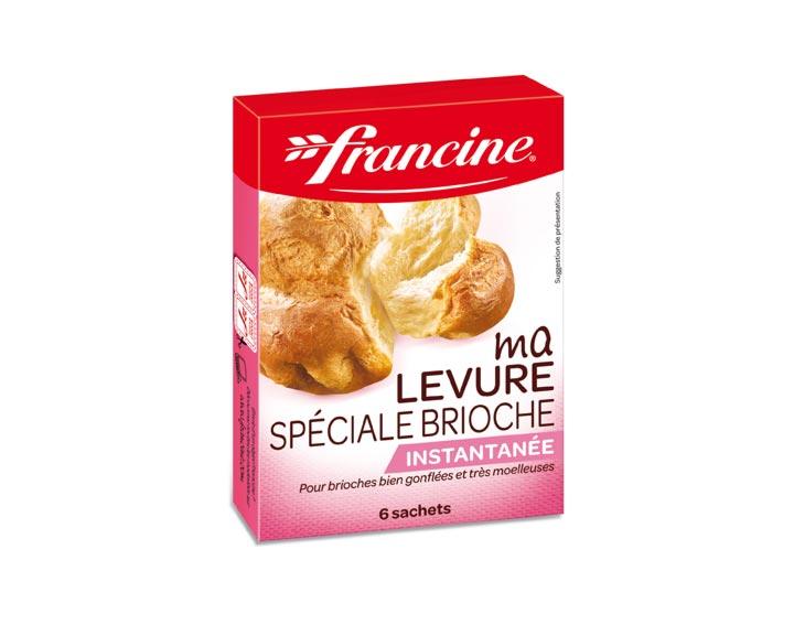 Ma Levure Spéciale Brioche - Francine