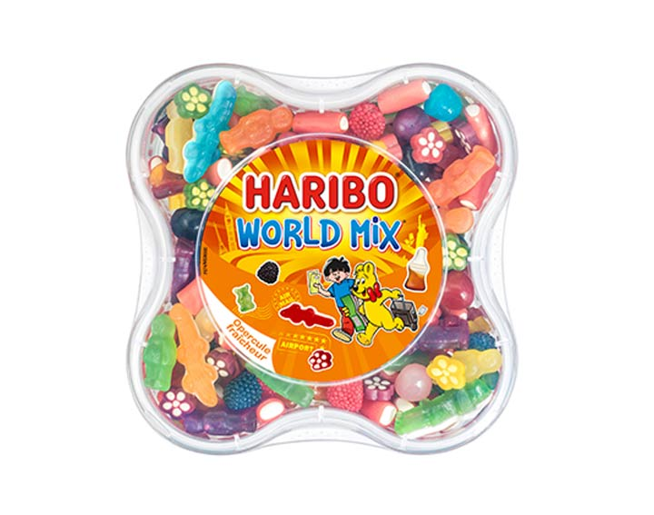 HARIBO® World Mix, 750g