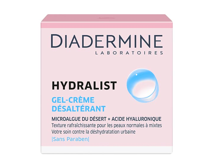 Hydralist Gel-Crème Désaltérant 50mL