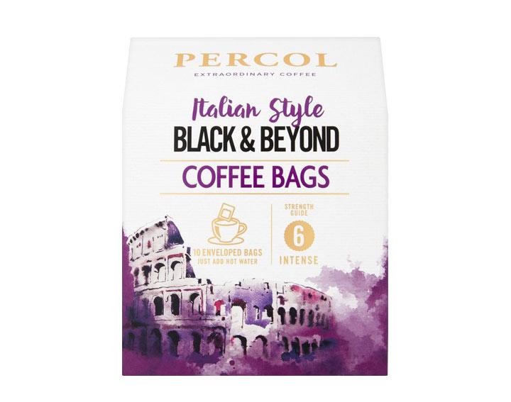 Italian Style Black & Beyond 10 x 8g sachets
