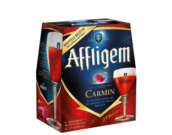 Affligem Cuvée Carmin 6x25cl