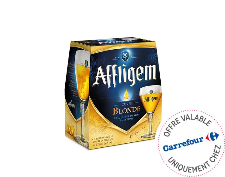 Affligem Cuvée Blonde 6x25cl