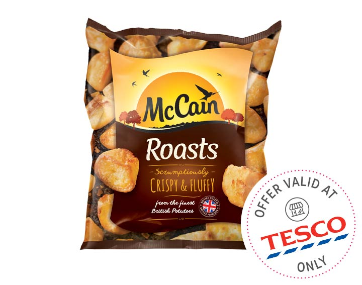 McCain Roasts 800g