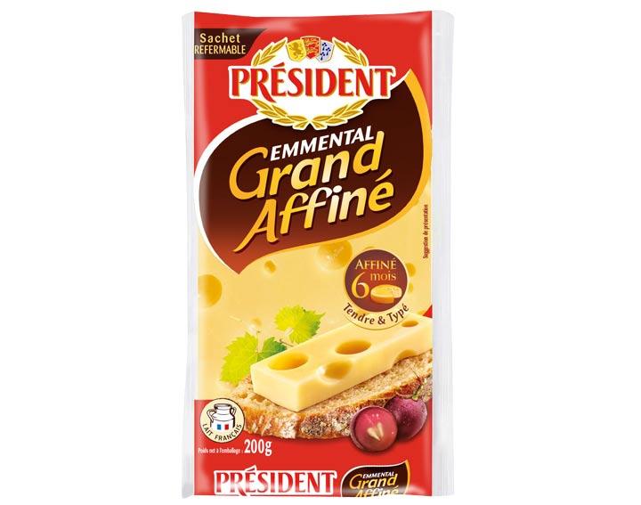 Emmental Président Grand Affiné