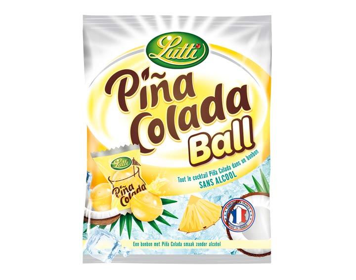 Piña Colada Ball