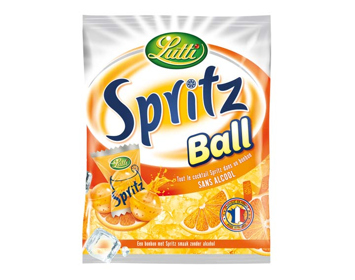 Spritz Ball