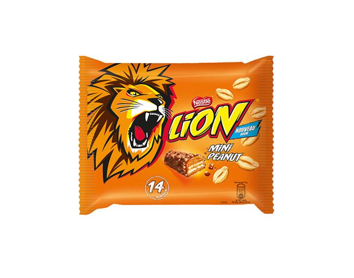 LION® Mini Peanut 304g