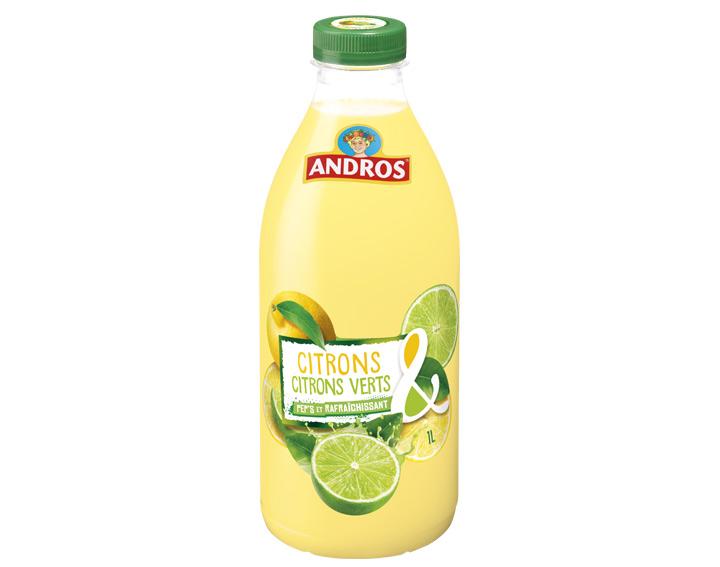 Jus de Citrons & Citrons verts 1L