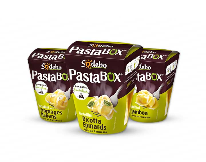 PastaBox - Tortellini