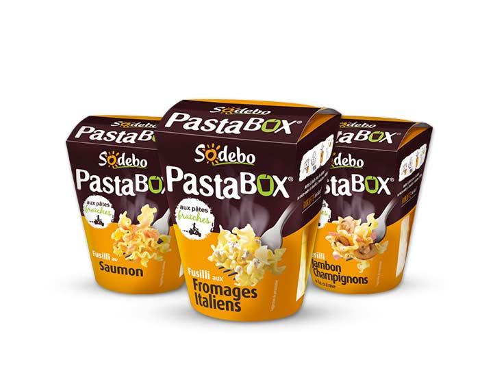 PastaBox - Fusilli